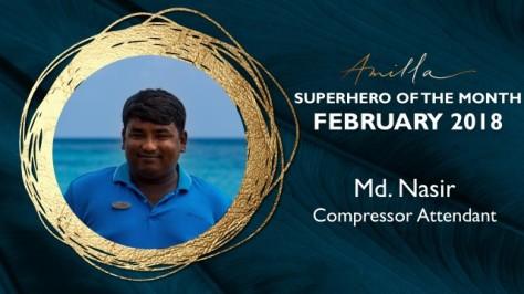 Superhero Winner