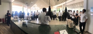 Kitchen Monthly Meeting