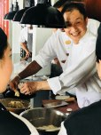 Training with Chef Guohui Luo (2)
